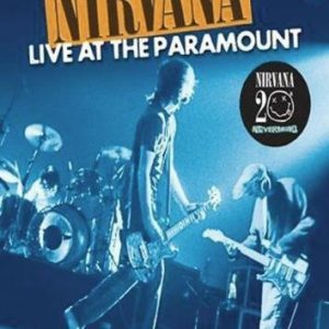 Nirvana Live At The Paramount DVD