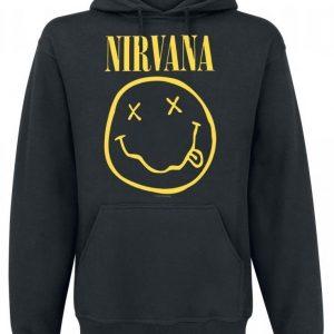 Nirvana Smiley Huppari