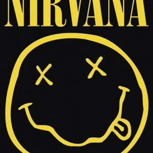Nirvana Smiley Juliste Paperia