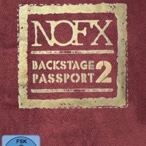 Nofx Backstage Passport 2 DVD