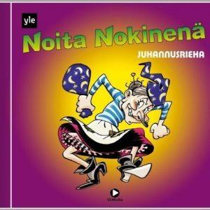 Noita Nokinenä - Noita Nokinenä - Juhannusrieha CD