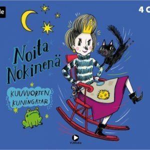 Noita Nokinenä - Noita Nokinenä - Kuuvuorten kuningatar 4-CD