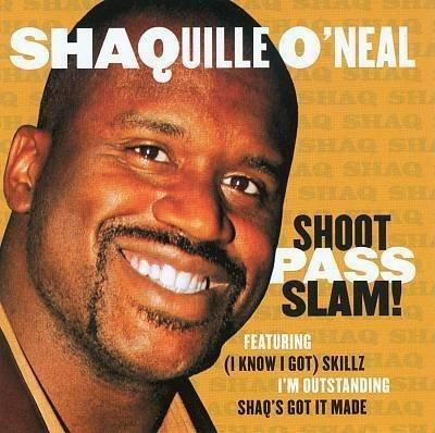 O'neal Shaquille - Shoot Pass Slam!