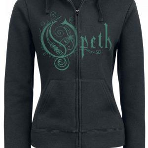 Opeth Sorceress Naisten Vetoketjuhuppari