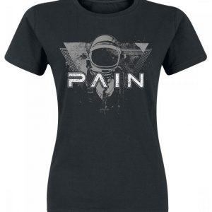 Pain Astronaut Naisten T-paita