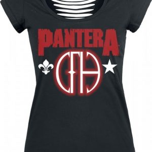 Pantera Cowboys From Hell T-paita