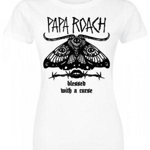 Papa Roach Blessed Curse Naisten T-paita