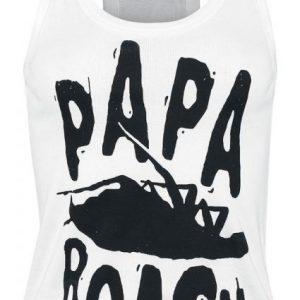 Papa Roach Classic Logo Naisten Toppi
