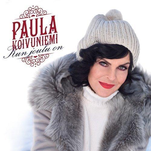 Paula Koivuniemi - Paula Koivuniemi - Kun joulu on