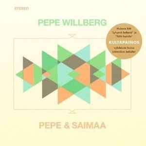 Pepe Willberg - Pepe & Saimaa kultalevypainos (2 CD)