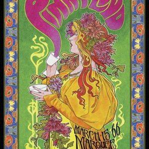 Pink Floyd Bob Masse Tourposter Juliste Paperia