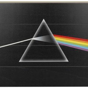 Pink Floyd Dark Side Of The Moon Puinen Seinäkoriste Vaneria