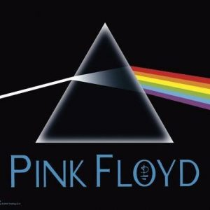 Pink Floyd Dark Side Of The Moon Seinälippu 100% Polyesteria