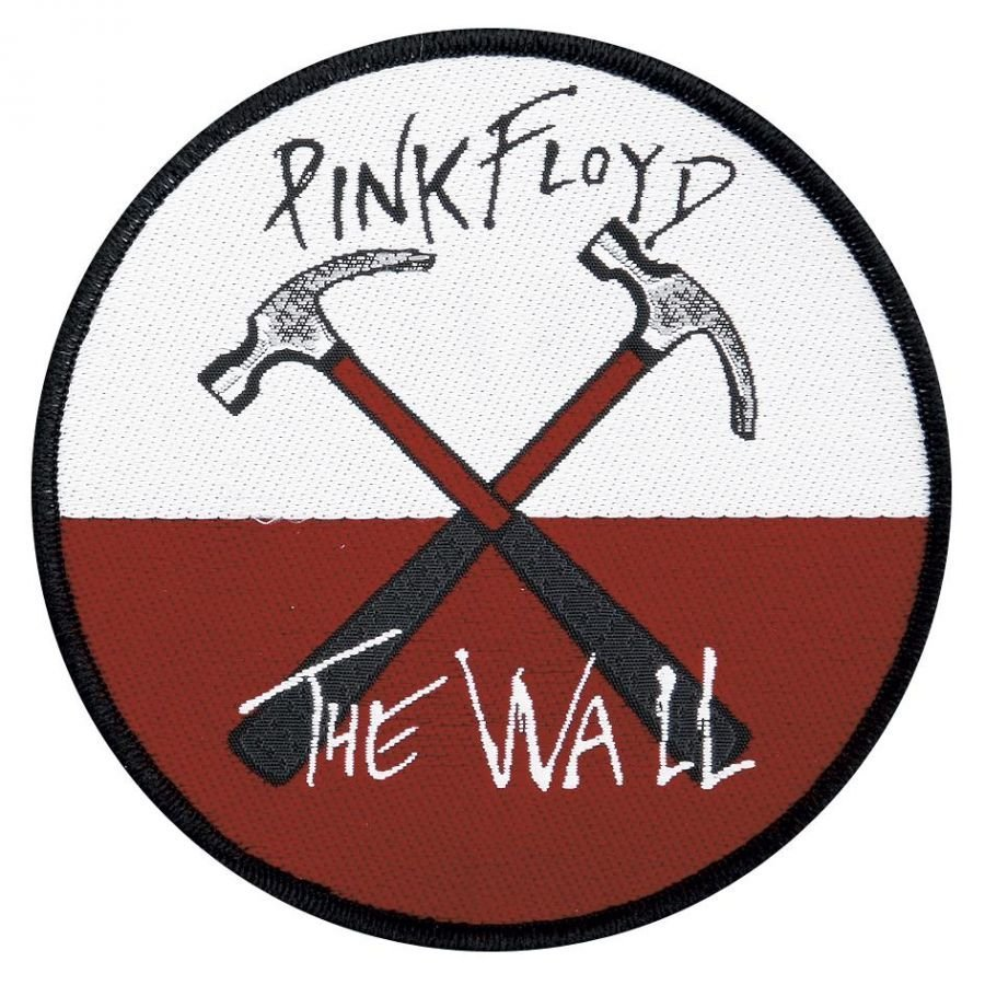 Pink Floyd Hammers Kangasmerkki 100% Polyesteria