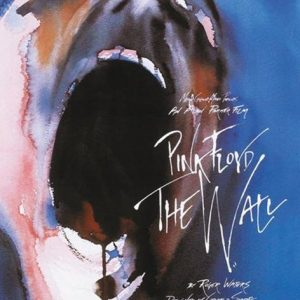 Pink Floyd The Wall Film Juliste Paperia