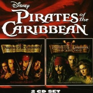 Pirates Of The Caribbean: Curse Of The Black Pearl / Dead Man's Chest (2CD)