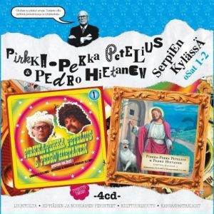 Pirkka-Pekka Petelius & Pedro Hietanen - Serpien Kylässä 1 & 2 (4CD)