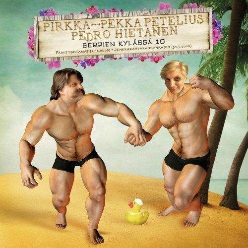 Pirkka-Pekka Petelius & Pedro Hietanen - Serpien Kylässä 10 (2CD)