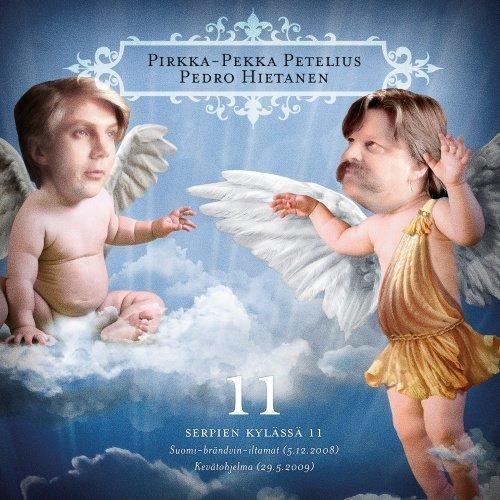 Pirkka-Pekka Petelius & Pedro Hietanen - Serpien Kylässä 11 (2 CD)