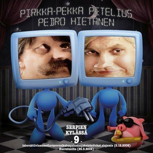 Pirkka-Pekka Petelius & Pedro Hietanen - Serpien Kylässä 9 (2CD)