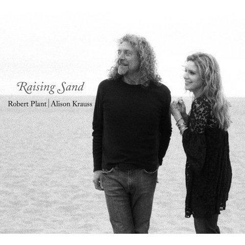 Plant Robert & Alison Krauss - Raising Sand (Jewelcase)