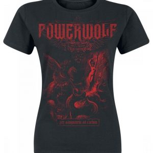 Powerwolf Demons T-paita