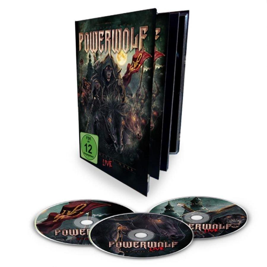 Powerwolf The Metal Mass Live DVD