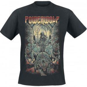 Powerwolf Wolves T-paita