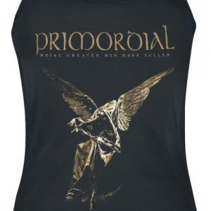 Primordial Angel/Where Greater Men Have Fallen Toppi