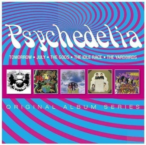 Psychedelia: Original Album Series (5CD)