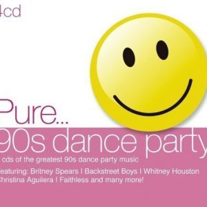 Pure... 90s Dance Party (4CD)