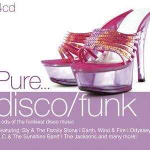 Pure... Disco/Funk (4CD)
