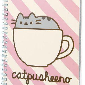 Pusheen Catpusheeno Muistikirja