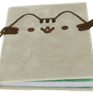 Pusheen Novelty Jersey Fabric Muistikirja