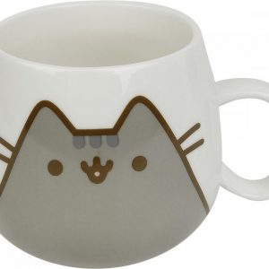 Pusheen One Lump Or Two? Muki