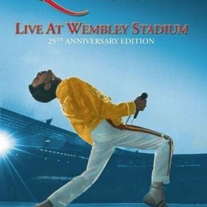 Queen Live At Wembley (25th Anniversary Edition) DVD