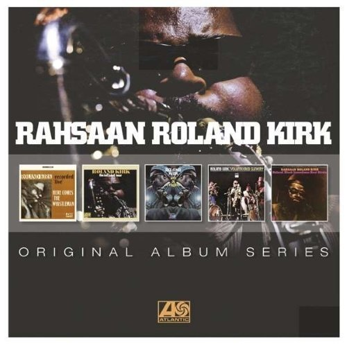 Rahsaan Roland Kirk - Original Album Series (5CD)