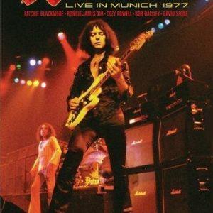 Rainbow Live In Munich 1977 DVD