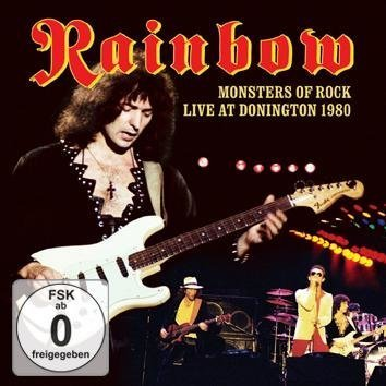 Rainbow Monsters Of Rock-Live At Donington 1980 DVD