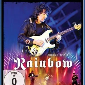 Rainbow Ritchie Blackmore's Rainbow Memories In Rock-Live In Germany Blu-Ray