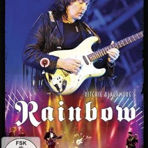Rainbow Ritchie Blackmore's Rainbow Memories In Rock-Live In Germany DVD