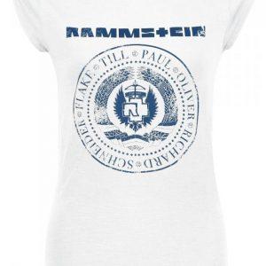 Rammstein Est. 1994 Naisten T-paita