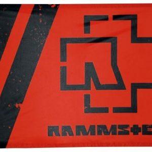 Rammstein Rammstein Rot Seinälippu