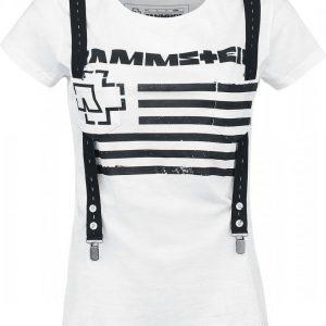 Rammstein Suspender T-paita
