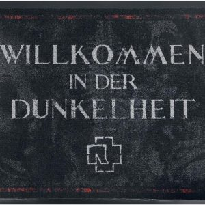 Rammstein Willkommen In Der Dunkelheit Ovimatto
