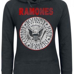 Ramones Red Seal Naisten Huppari