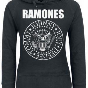 Ramones Seal Naisten Huppari