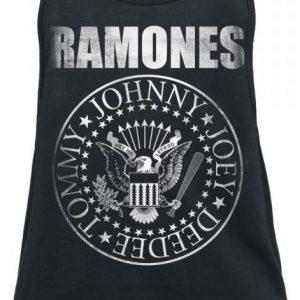 Ramones Seal Naisten Toppi