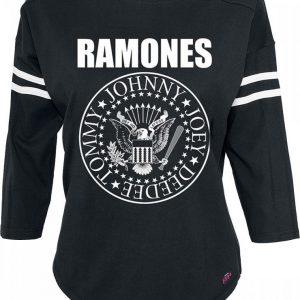 Ramones Seal Pitkähihainen Paita