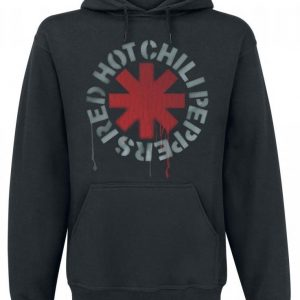 Red Hot Chili Peppers Stencil Huppari